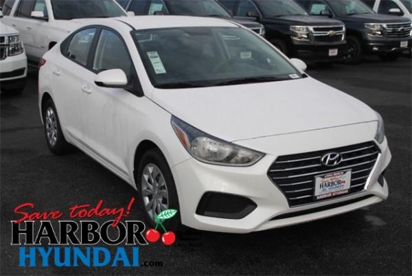 2019 Hyundai Accent