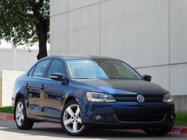 2012 Volkswagen Jetta