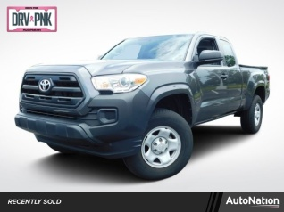 2016 Toyota Tacoma For Sale >> Used 2016 Toyota Tacomas For Sale Truecar