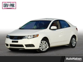 Used 2010 Kia Forte EX Sedan Automatic For Sale In Fort Myers, FL