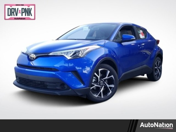 2019 Toyota C-HR in Fort Myers, FL