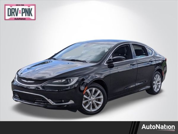 2015 Chrysler 200 in Fort Myers, FL