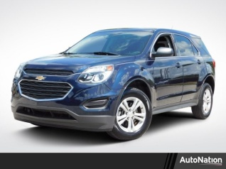 2017 Chevrolet Equinox Ls Fwd For In Fort Myers Fl