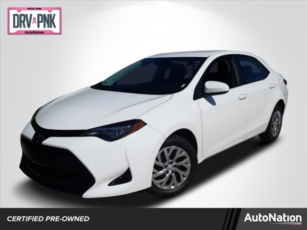 2018 Toyota Corolla in Fort Myers, FL