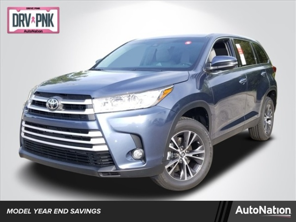 2019 Toyota Highlander in Fort Myers, FL
