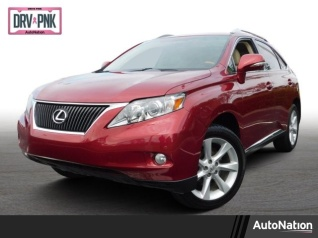 Good Used 2010 Lexus RX RX 350 FWD For Sale In Fort Myers, FL