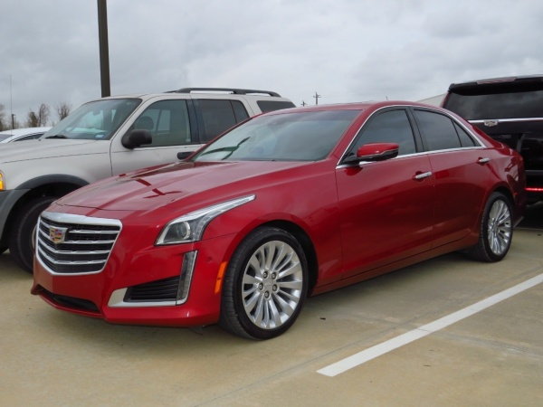 2017 Cadillac CTS in Friendswood, TX