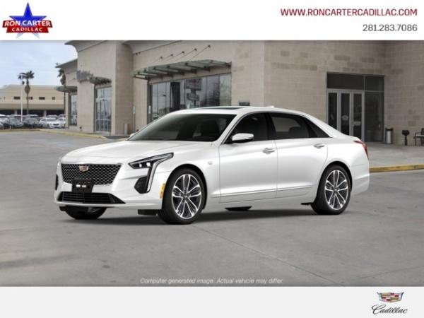 2019 Cadillac CT6 Luxury