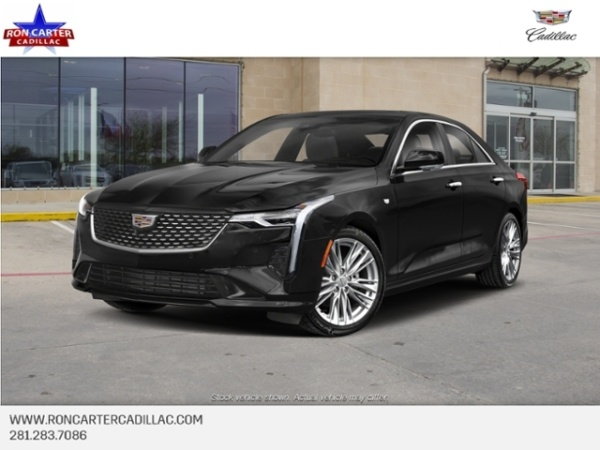 2020 Cadillac CT4 in Friendswood, TX