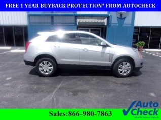 Used Cadillac Srx For Sale In Orlando Fl 124 Used Srx Listings In