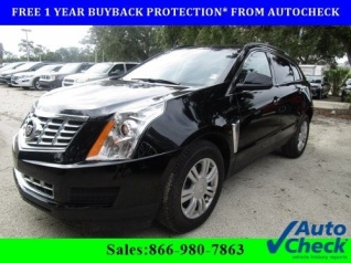 Used Cadillac Srx For Sale In Ocala Fl 99 Used Srx Listings In
