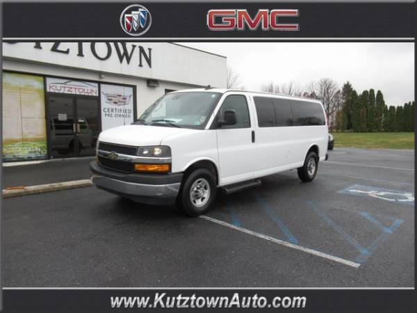 2019 Chevrolet Express Passenger in Fleetwood, PA