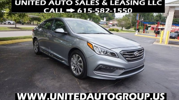 Used Hyundai Sonata For Sale In Clarksville, TN