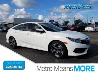 2017 Honda Civic Ex L Sedan Cvt For In Miami Fl