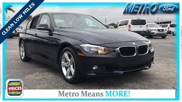 2013 BMW 3 Series in Miami, FL