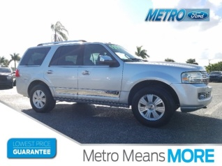 2010 Lincoln Navigator 2wd For In Miami Fl