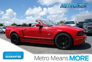 2006 Ford Mustang Gt Premium Convertible For In Miami Fl