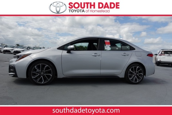 2020 Toyota Corolla in Homestead, FL