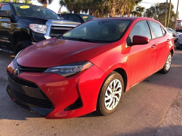 2018 Toyota Corolla in Homestead, FL