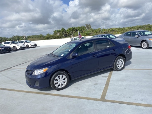 2011 Toyota Corolla in Homestead, FL