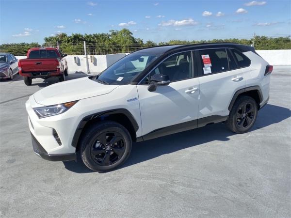 2020 Toyota RAV4 in Homestead, FL
