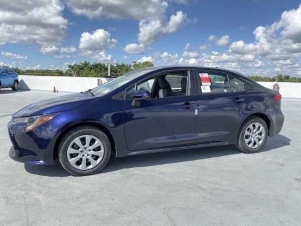 2020 Toyota Corolla in Homestead, FL