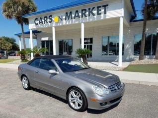 Used 2006 Mercedes Benz CLK CLK 350 Cabriolet For Sale In Wilmington, NC