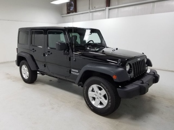 2016 Jeep Wrangler in Wilmington, NC