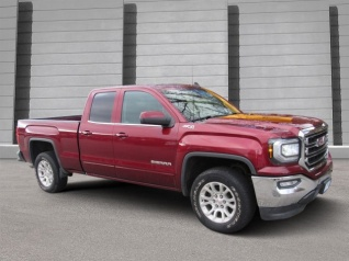2017 Gmc Sierra 1500 Sle Double Cab Standard Box 4wd For In Putnum Ct