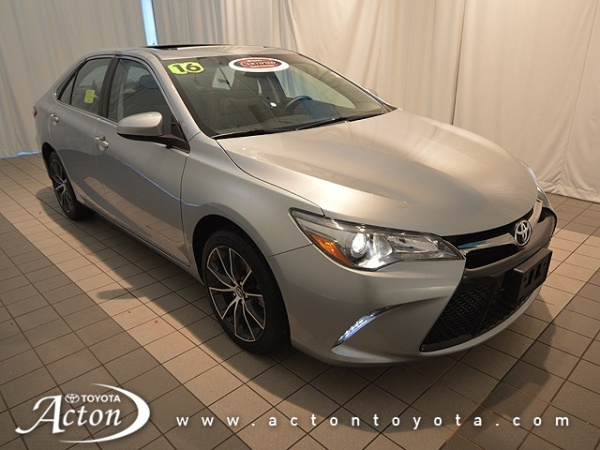 2016 Toyota Camry in Littleton, MA
