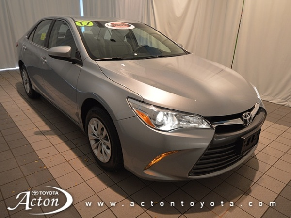 2017 Toyota Camry in Littleton, MA