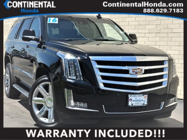 2016 Cadillac Escalade Luxury Collection 4WD For Sale in