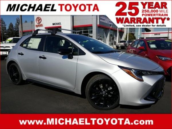 2020 Toyota Corolla Hatchback in Fresno, CA