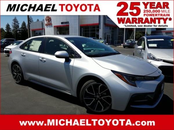2020 Toyota Corolla in Fresno, CA