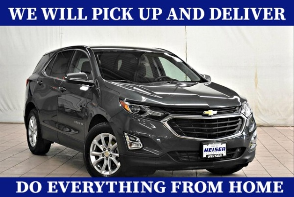 2018 Chevrolet Equinox in West Allis, WI