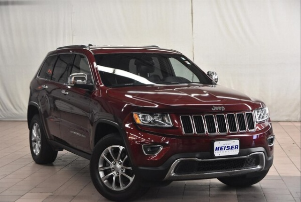 2016 Jeep Grand Cherokee in West Allis, WI