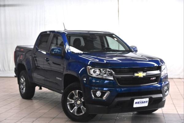 2019 Chevrolet Colorado in West Allis, WI