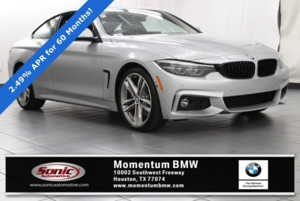 2019 BMW 4 Series in Houston, TX