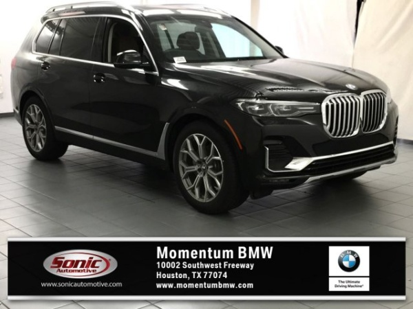 2020 BMW X7 in Houston, TX