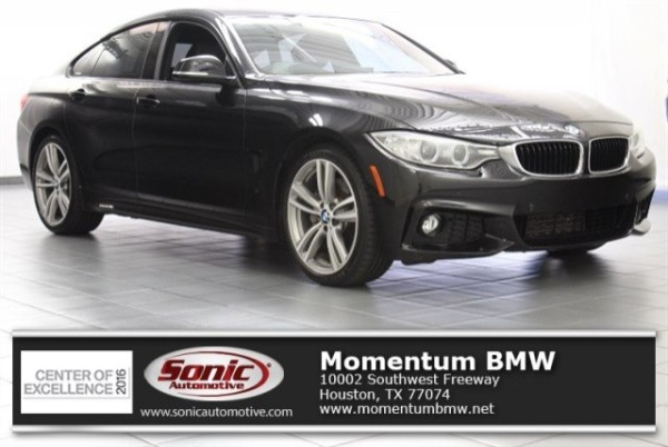 2016 BMW 4 Series in Houston, TX
