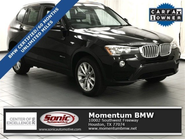 2017 BMW X3 in Houston, TX