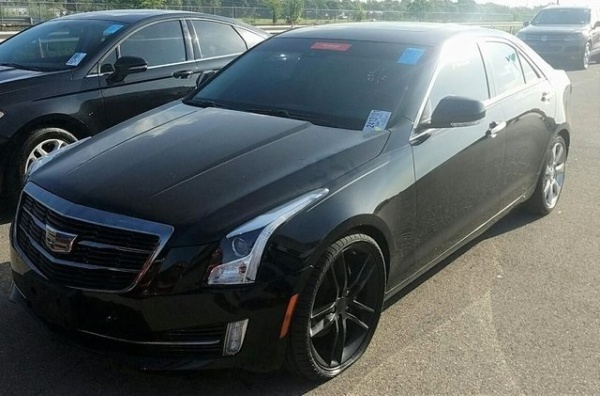 2017 Cadillac ATS in Duluth, GA