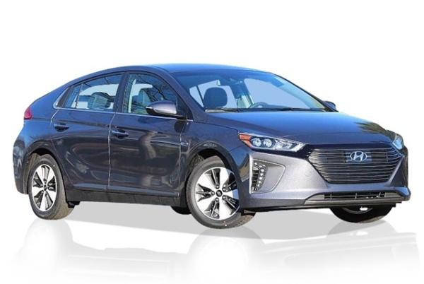 2019 Hyundai Ioniq in Roseville, CA