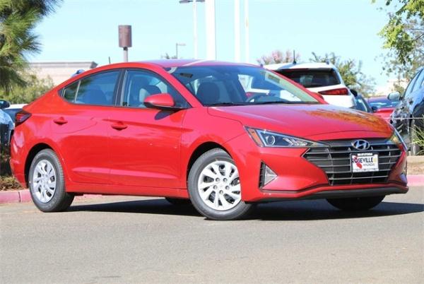 2020 Hyundai Elantra in Roseville, CA