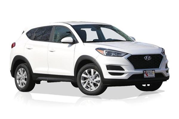 2020 Hyundai Tucson in Roseville, CA