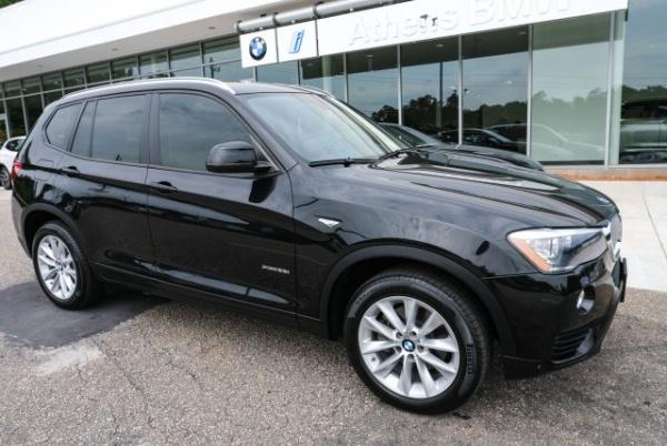 2016 BMW X3 in Athens, GA