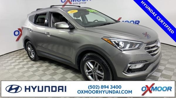 2017 Hyundai Santa Fe Sport in Louisville, KY