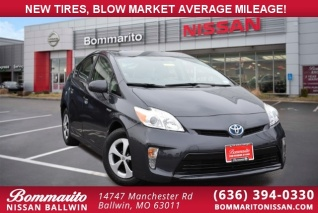 2017 Toyota Prius Two For In Ballwin Mo
