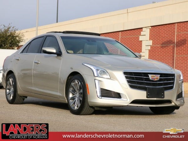 2016 Cadillac CTS in Norman, OK