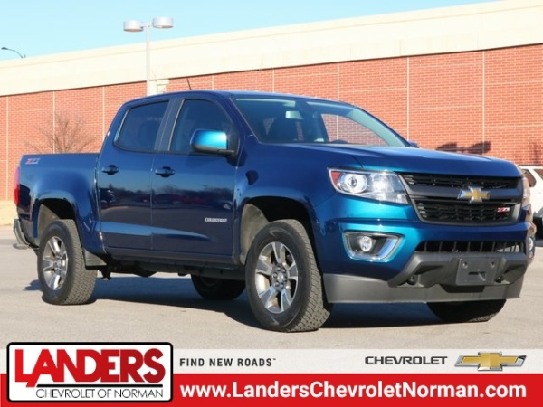 2019 Chevrolet Colorado in Norman, OK
